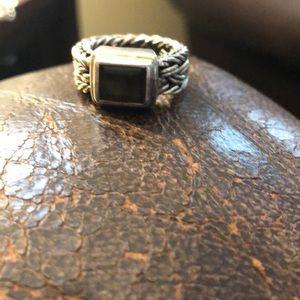 Lori Bonn sterling silver ring